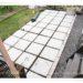 庭にコンクリート平板を②